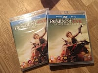 Resident Evil The Final Chapter Blu-ray 3D Huddinge, 141 47