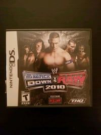 WWE Smackdown vs. Raw for Nintendo DS  Vaughan, L4L