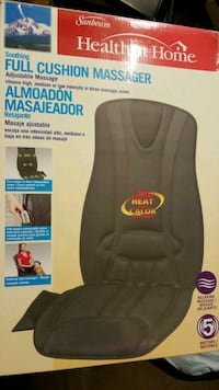 Heated Portable Massager Commerce, 30529