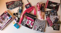 Pack Monster High Villaviciosa de Odón