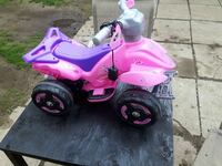 Electric four-wheeler for a kid comes with charger Cambridge