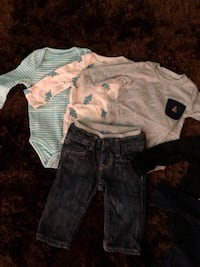 0-3 months baby boy clothes Tulsa, 74114