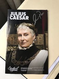 Signed Stratford Festival Collection