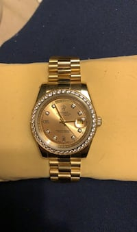 Authenic Rolex datejust with all paperwork and proof of purchase