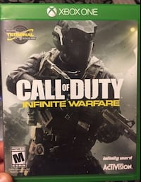 Call Of Duty Infinite Warfare Xbox one Ooltewah, 37363