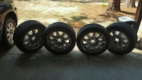 4 tires for Cadillac cts West Columbia, 29169