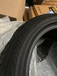 YOKOHAMA AVID ENVIGOR ZPS 225/50RF17 Tires Virginia Beach, 23452