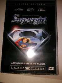 Supergirl numbered limited edition DVD Glen Burnie, 21060
