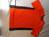 $5$ Orange Dri-Fit T-Shirt (Size L) Ajax, L1T 3N7