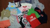 Girl's clothes lot 5-6 years Brampton, L7A 2C6
