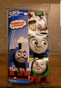 Thomas The Train and Friends Toddler Boys Briefs.  Dover, 19904