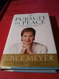 In Pursuit Of Peace by Joyce Meyers Columbia, 29209