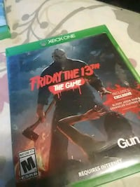 Friday the 13th game Trenton, 45067