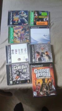 Games for play station