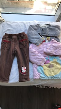 18-30 months old thick cotton outfit / clothes Chicago, 60606