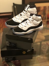 Jordan Retro 11's Virginia Beach