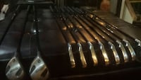 Graphite golf club set left handed  New Westminster