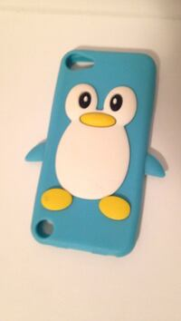 Blue and white penguin iPod Touch 5 case Brampton, L6V