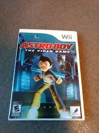 Astro Boy Wii game Grand Forks, 58201
