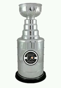 "NHL Philadelphia Flyers 14"" Stanley Cup  Coin Bank Allentown"