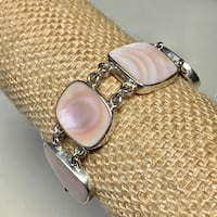 Sterling Silver Mother of Pearl Bracelet Ashburn, 20147