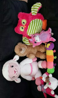 children's assorted animal plush toys Vienna, 22180