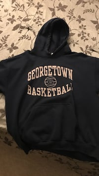 Georgetown Basketball Hoodie  Woodbridge, 22193