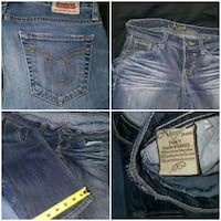 Assorted high Quality Women's Jeans   No pet, no s Edmonton, T5G 2A4
