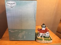8 LIGHTHOUSES - HARBOUR LIGHTS NUMBERED LIMITED EDITIONS Huntersville, 28078