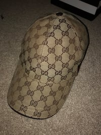 Gucci GG Monogram Canvas Hat Vancouver, V6P 6A2