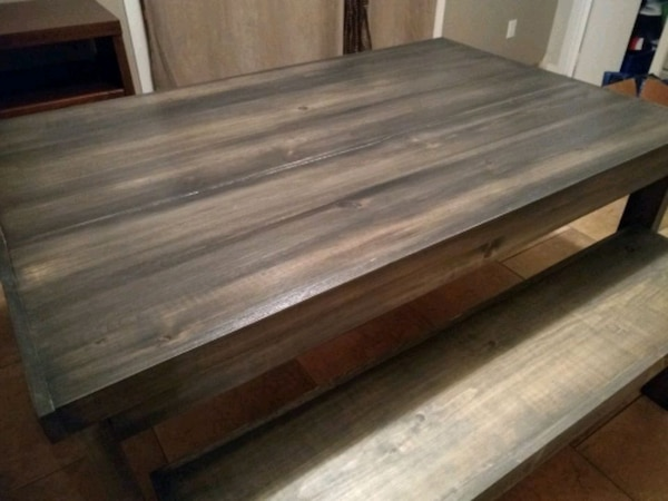 Used Table Et Banc 5 Pieds For Sale In Saint Sulpice Letgo
