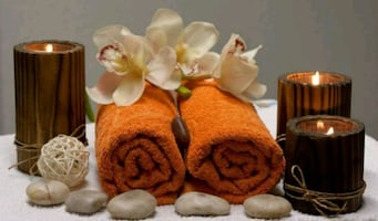 Hot Stone Massage Offer by Laura