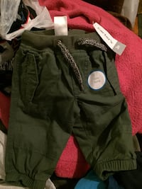 Carter's boys cargo pants $12 size 3m Dallas, 75224