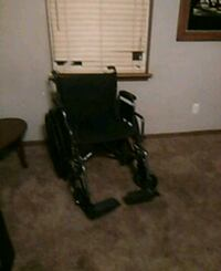 Wheelchair like new rarely used may be used 3 * Lancaster, 43130