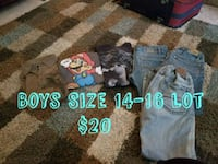 Boys clothes Grand Junction, 81501