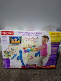 Fisher-Price activity game.  Maple Ridge, V2X 3A1
