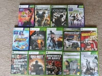 Xbox 360 Games - Pick Any 4 games for $20 Ocala, 34471