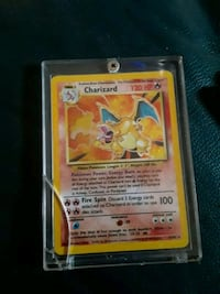Pokemon trading card game case Los Angeles, 90009