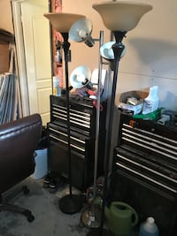 Bedroom Office Living room Lamp / Lamps - Perfect working condition Farmingville, 11738