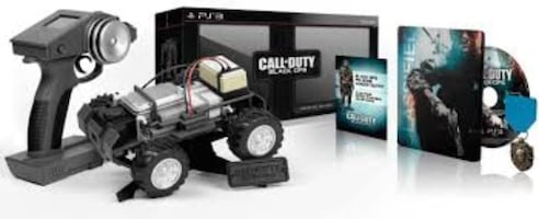 Call Of Duty - Remote Controlled Video Surveillance RC-XD Car