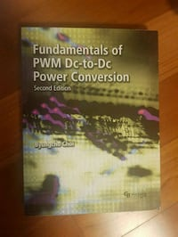 Fundamentals of PWM Dc-to-DC Power Conversion 용인시, 446-913