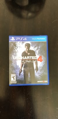 Uncharted 4 (New) PS4 Game 382 mi