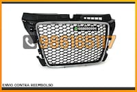 PARRILLA AUDI A3 8P CROMO 08-12 LOOK RS3 Alicante