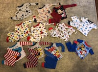 Boy's 3T pajama sets Dumfries, 22025