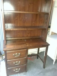 brown wooden cabinet with shelf Camp Hill, 17011