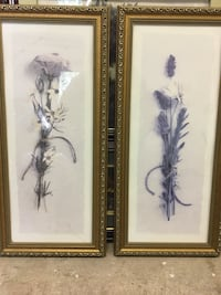 2 piece framed wall pictures Barrie, L4N 1G6