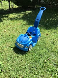 Blue push ride-on  Huber Heights, 45424