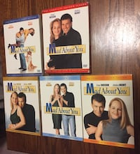 Mad About You DVDs Seasons 1-5 Catonsville, 21228