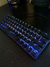 Obins Anne 60% Mechanical keyboard Vancouver, V5N 1A3