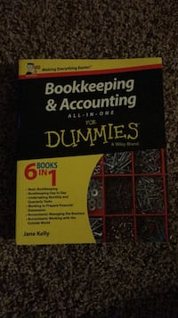 Bookkeeping and accounting  for dummies Fort Walton Beach, 32548